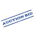Auction Bid Watermark Stamp