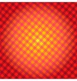 Texture grid abstract background orange seamless vector image vector image