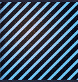 blue lines pattern vector image vector image