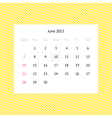 Calendar page for June 2015