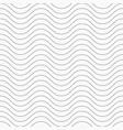 abstract seamless pattern horizontal wavy vector image