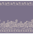 Decorative background seamless pattern vector image vector image