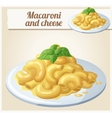 Macaroni and cheese Detailed Icon