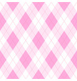 Pink argyle seamless pattern backgrounddiamond