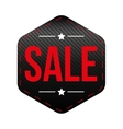 Sale patch vector image
