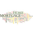 The mortgage forgiveness debt relief act of what