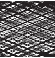 Texture Diagonale Cage vector image vector image