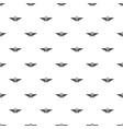 airborne pattern seamless vector image vector image