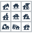 property insurance vector image