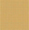 Seamless gold interweaving background vector image