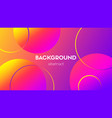 abstract background colorful gradient vector image vector image