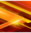 Abstract technology futuristic lines color backgro vector image vector image