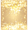 Christmas gold background vector | Price: 1 Credit (USD $1)