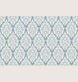 seamless damask pattern rich ornament old vector image vector image