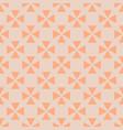 tile pattern with orange background vector image vector image
