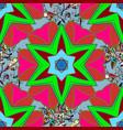 background tiled mandala design best for print vector image vector image