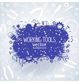 tools background vector image