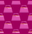 bag seamless pattern vector image vector image