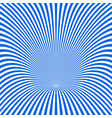 curved radial stripe background - graphic from vector image vector image