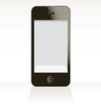 smart cellphone touch vector image