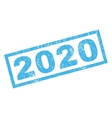2020 Rubber Stamp vector image vector image