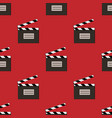 clapboard seamless pattern vector image