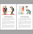 model in swimsuit at backdrop celebrities couple vector image vector image