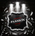passion cash game vector image vector image