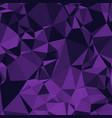 shiny polygonal background in eggplant purple