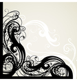 6floral line 63 3 vector image vector image