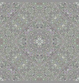 colorful seamless kaleidoscope pattern background vector image vector image