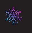 picnic icon design vector image vector image