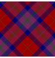 Pride of scotland autumn tartan seamless diagonal vector image vector image
