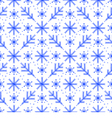 Winter pattern vector image vector image