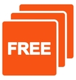 Free icon from Business Bicolor Set vector image