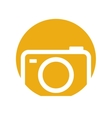 photo camera picture image symbol vector image vector image