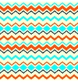 Ethnic tribal zig zag seamless pattern vector image