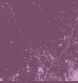 lilac grunge texture vector image vector image