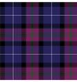 Pride of scotland tartan fabric texture pattern vector image vector image