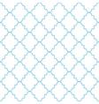 Quatrefoil classic net pattern vector image