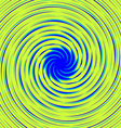 Spiral vector image vector image