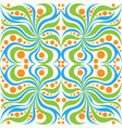 grass pattern lawn nature vector image