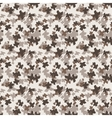 Seamless pattern of colorful hand-painted crosses vector image vector image