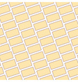 Envelope pattern vector image