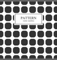 square seamless geometric patterns vector image vector image