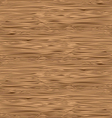 Brown wooden texture seamless background vector image