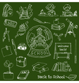 Back to school doodles vector | Price: 1 Credit (USD $1)