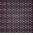 Flower polka dots vector image