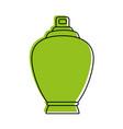 perfume bottle icon image vector image vector image