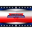 american template independence vector image